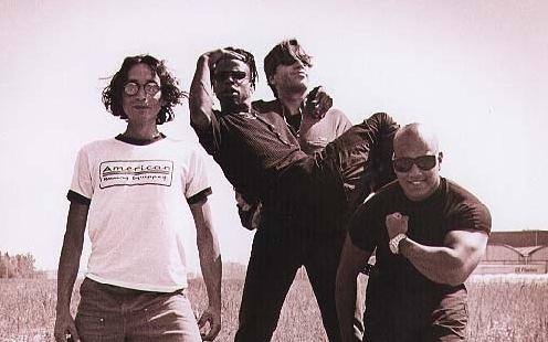 urban dance squad - the band